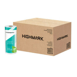 Highmark Brand 2-ply Paper Towels 11 X 9 85 Sheets/roll 15 Rolls - Roll