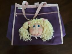 Cabbage Patch Kids Tote Diaper Bag with Change Purse $17.00