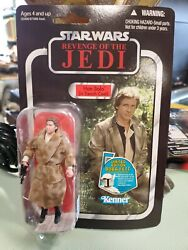 2011 Star Wars The Vintage Collection Vc62 Revenge Of The Jedi Han Solo