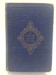 Dr. Livingstoneand039 Cambridge Lectures Together With A... 1st Ed Signed