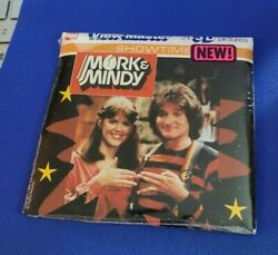 Sealed K67 Mork And Mindy Robin Williams Comedy Tv Show View-master Reels Packet