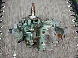 54 Evinrude Johnson 5.5 Hp Outboard Cylinders Engine Block Motor Parts