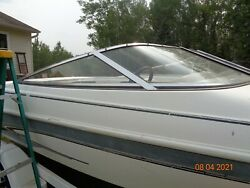 1996 Glastron 185 Gs Windshield And Parts