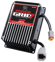 Msd 7720 Power Grid 7 Capacitive Discharge Digtial Ignition Box Sbc Bbc Ford