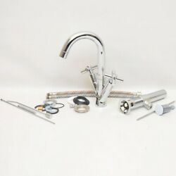 Mariner Boat Two Handel Faucet 900-00-0016 | Doral Boats 9 Inch Chrome