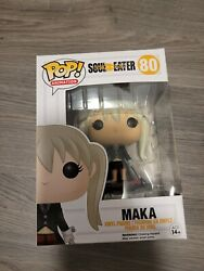 Funko Pop Animation Soul Eater Maka - Anime Collectible New In Box