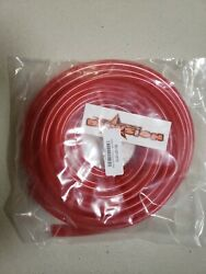 Blowsion Precut Water Line Kit 1/8 Primer 1/4 Fuel 3/8 Cooling - Red