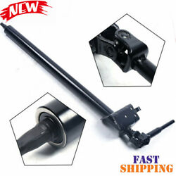 Black Steering Column For Club Car 2008+ Precedent Gas And Electric Golf Carts