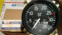 Rt11 Tachometer Homebuilt Experimental Aircraft Aviation Rv Tested Good Low Time