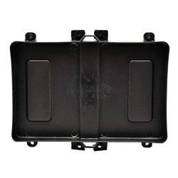 Misty Harbor Boat Replacement Battery Tray 001323 | Black Set Of 3