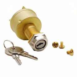 Mastercraft Boat Inboard Ignition Switch | 3 Position S-i-b 3/4 Inch