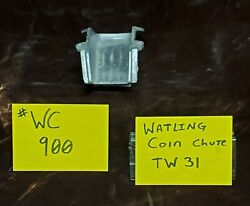 Watling Coin Chute Only Raw For Antique Slot Machine Casting Ty31 Wc900