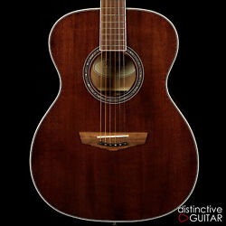 Brand New Dand039angelico Excel Tammany Xt Walnut Stain Acoustic Guitar Sitka Spruce