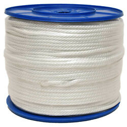 All Line Boat Solid Braid Rope Dsb100-1000n | 5/16 Inch 1000ft