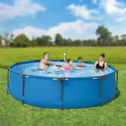 Bestway Round Above Ground Swimming Pool Above Ground Swimming Pool 10ft X 30in