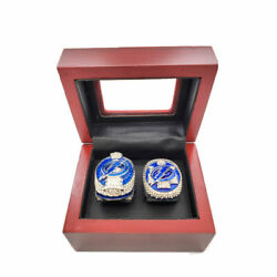 Fwd Tampa Bay Lightning 88 And 77 Player Championship Ring