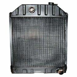 Radiator For Ford New Holland Tractor 2310 2810 2910 4610 230a 234 334 C7nn8005h