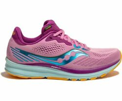Womens Saucony Ride14 Pink/rose