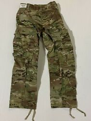 Multicam Army Combat Pants Flame Resistant Small Short 8415-01-f01-2840