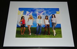 Desperate Housewives Signed Framed 11x14 Photo Aw Huffman Hatcher Sheridan