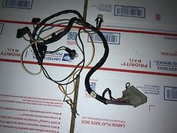Oem Gm Console Wiring Harness 1968-1972 Chevelle Monte Carlo Automatic Trans