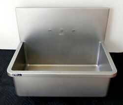 Suburban Surgical Stainless Steel Utility Sink - Excellent New Price 1269