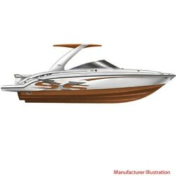 Chaparral Boat Hull Graphic 14.00382   Ssx 276 Copper 4 Pc Set