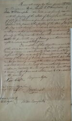 Bond From Oneida County Ny To The State Of New York Loan Of 1808, Feb 14, 1824