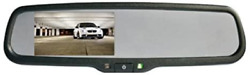 Boyo Vtm43me - Replacement Rear-view Mirror With 4.3 Tft-lcd Backup Camera