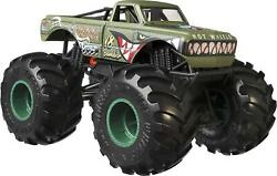 Hot Wheels Monster Trucks 124 Scale Vehicle Collectible Die-cast Metal Toy