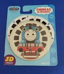 Sealed Thomas And Friends Thomas The Train Kids Tv Show View-master Reels Pack Set