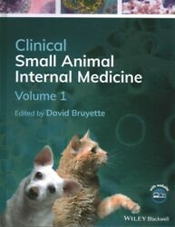 Clinical Small Animal Internal Medicine, Hardcover By Bruyette, David Edt, ...