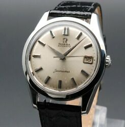 Omega Seamaster Vintage Overhaul Cal.562 Automatic Mens Watch F/s