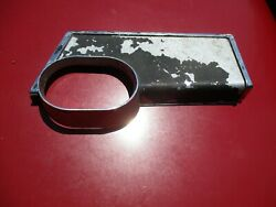 1971-1974 Amc Javelin Amx 4 Speed Center Console Shifter Plate Cover Overlay Oem