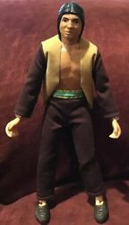 1970and039s Vintage Rare Mego American West Chief Sitting Bull Action Figure 6