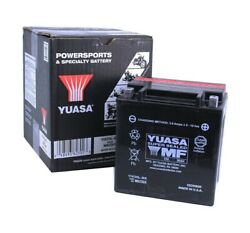 Yuasa Yix30l-bs Bmw R100/7 And03976-and03984 Motorcycle Agm Fresh Pack 12 Volt Battery