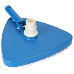 Swimming Pool Cleaning Tool Weighted Triangular Shape Vacuum Head Parks For
