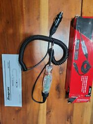 Snap On Circuit Tester 3-19.9v Dc New, Eect401