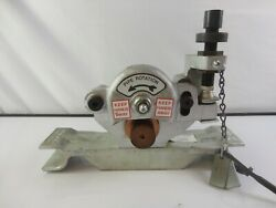Victaulic Pipe Roll Grooving Tool, Model 226c Copper Rollers Excellent Shape