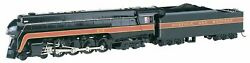 Bachmann 53202 Ho Scale Nandw 613 Class J 4-8-4 Locomotive With Dcc And Sound