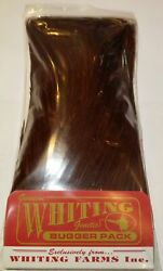 Whiting Farms Bugger Pack - Brown