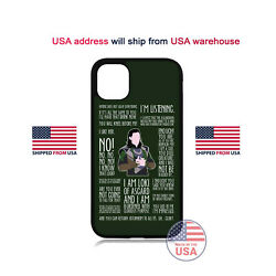 New Loki1 Case For Iphone 6 7 8 Plus X Xr Xs 11 12 Pro Max Samsung S21 Ultra