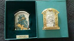 The Vatican Library Collection Nativity Star Of Bethlehem Rosary Box W Rosary