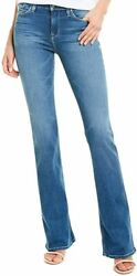 Hudson Womenand039s Drew Mid Rise Bootcut Jean