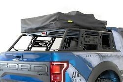 Add C118822000103 Overland Rack And Smittybilt 2783 Roof Top Tent 15-20 Ford F-150