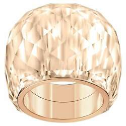 New Womenand039s Elegant Nirvana Ring In Rose Gold Size-58-- 5474378