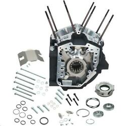 Sands Cycle Twin Cam Engine Cases - 4 1/4in. Bore With Stock Stud Pattern -