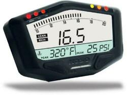 Koso North America X-2 Boost Gauge With Air/fuel Ratio And Temperature -