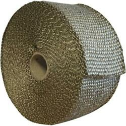 Helix Racing Products High Temperature Exhaust Wrap - 2in. X 25ft. - 5272000