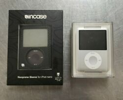 Ipod Nano 3rd Gen 8 Gb Buttons Dont Wrk Prop Screen Has Lines No Charger Bundle